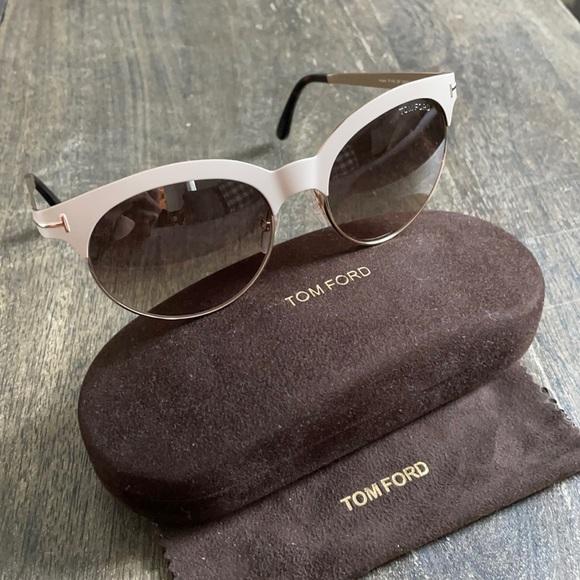 Tom Ford Angela sunglasses